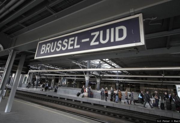 Branddetectie en blusgassysteem voor Brussel Zuid
