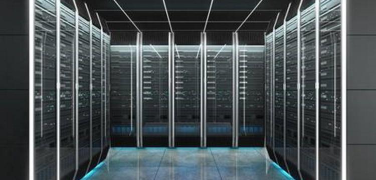 Hoog gevoelige branddetectie en brandblusvoorzieningen voor serverruimte base