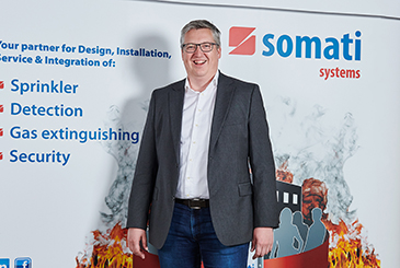Filip Vrancken Somati Systems