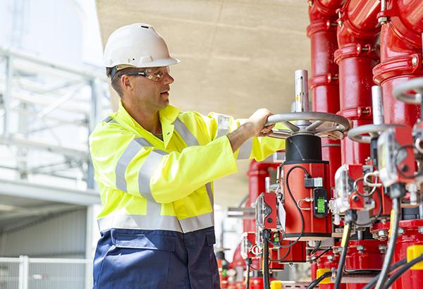 Brandbeveiligingsvoorzieningen voor een tank terminal moet 100% betrouwbaar zijn - Somati Systems 4