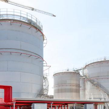 Brandbeveiligingsvoorzieningen voor een tank terminal moet 100% betrouwbaar zijn - Somati Systems