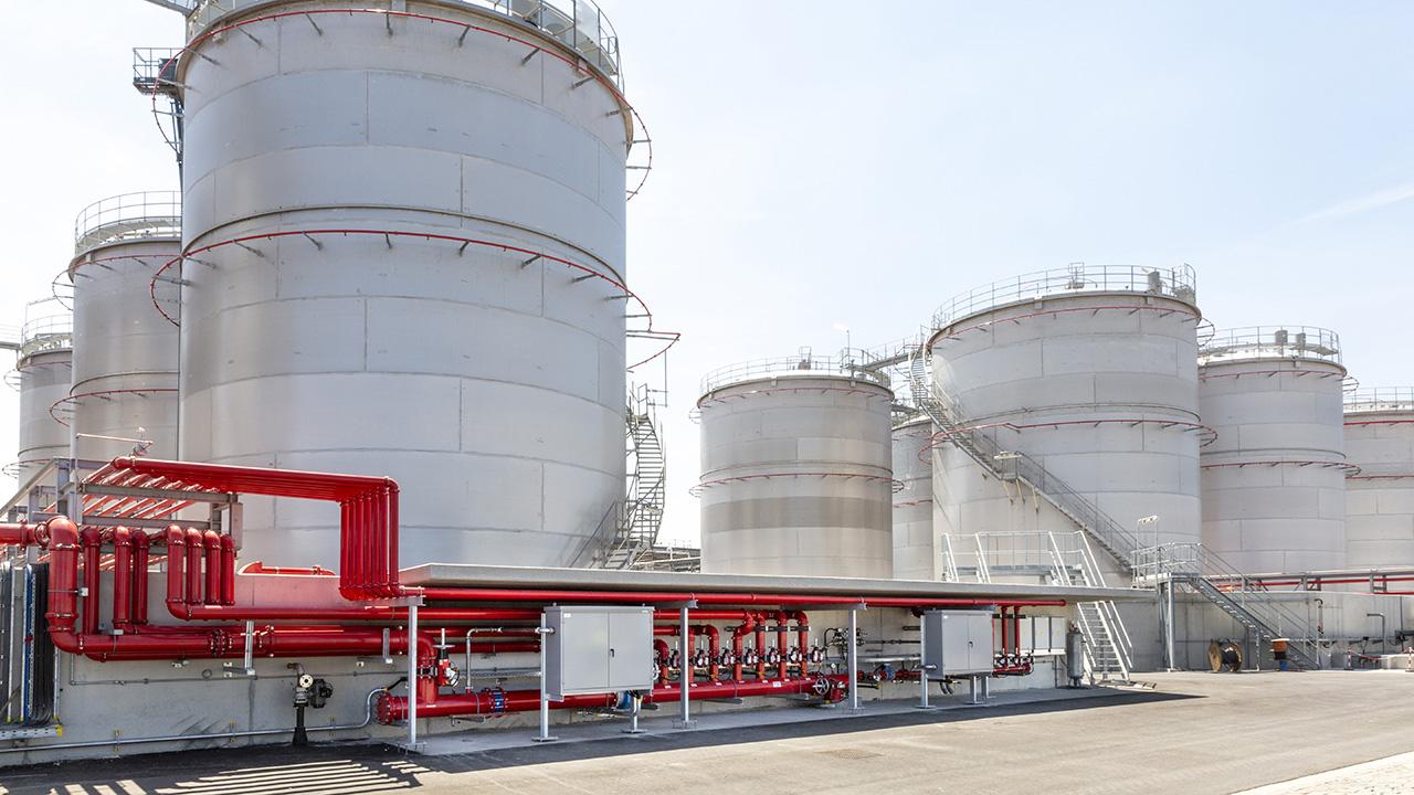 Uitbreiding Noord Natie Terminal met een volledig brandveiligheidsconcept 6