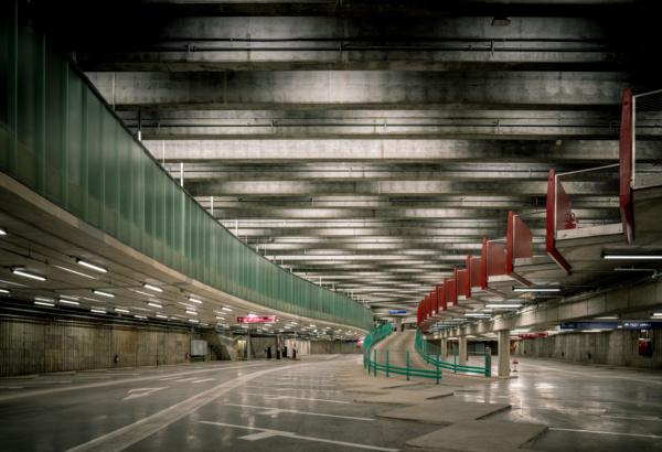 Brandbeveiliging in tunnels, parkings en publieke ruimten rond het Operaplein in Antwerpen
