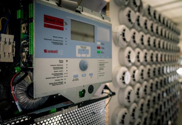 Project Engineer Branddetectie (regio Leuven/Limburg)