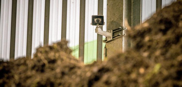 Brandbeveiliging bij IOK Afvalbeheer op basis van 'video rookdetectie' 17