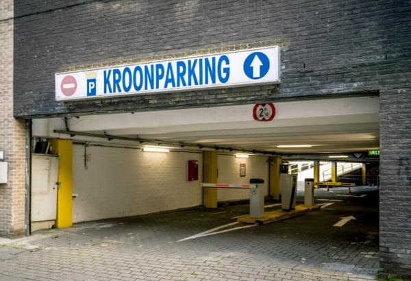 De geschikte branddetectie in parkeerzones voor elektrische wagens 1