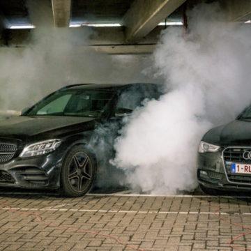De geschikte branddetectie in parkeerzones voor elektrische wagens 2